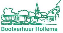 Bootverhuur Hollema in Eernewoude